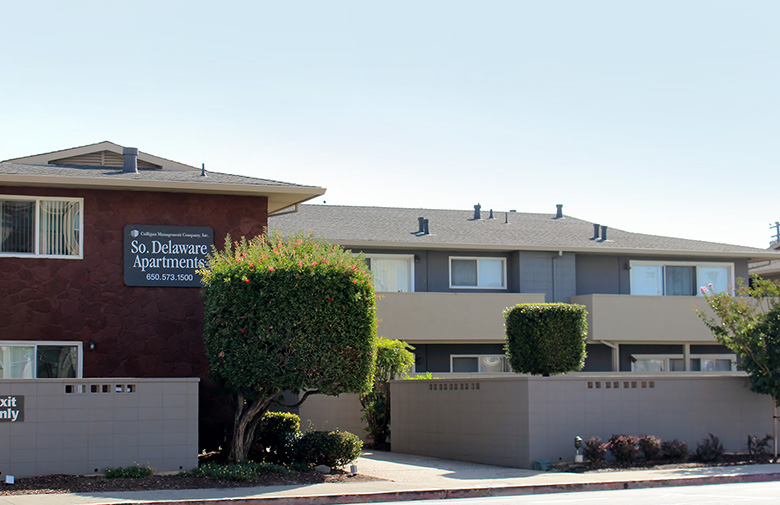 South Delaware Apartments San Mateo Ca