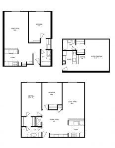 36th Ave Apartments floorplan