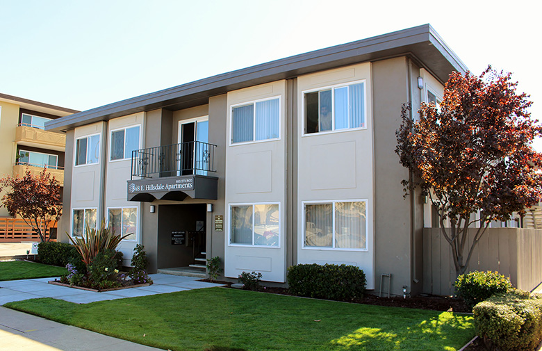 East Hillsdale Apartments In San Mateo Culligan Management