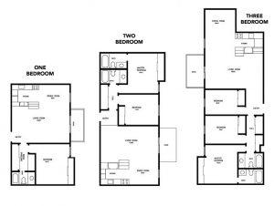 Skycrest Apartments Floorplan