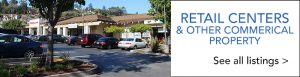 Retail Centers and Commercial Property